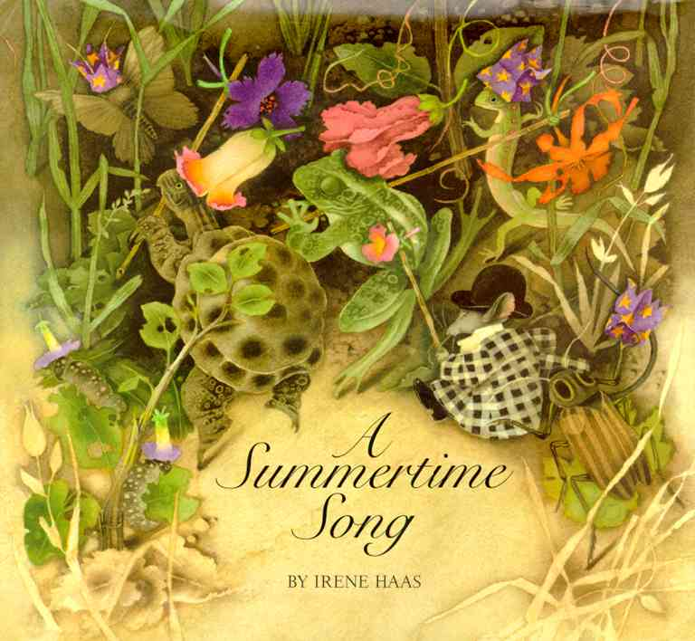 A Summertime Song By Haas, Irene