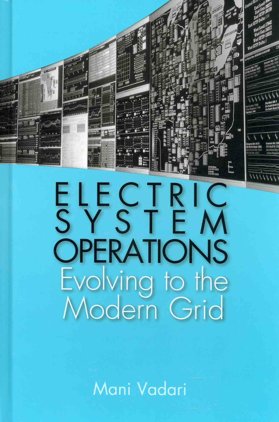 Electric System Operations By Vadari, Subramanian